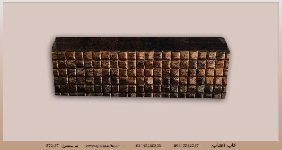 نمونه پروفیل قاب عکس pvc کد ۳۷۲-۲۷