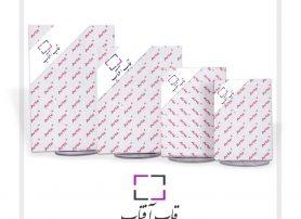 نمونه سه پایه تخته شاسی قاب عکس کد f-122